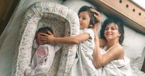 dana rogoz si copii ei