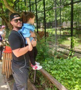 victor slav si sofia la gradina zoo