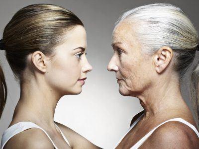îmbătrânire