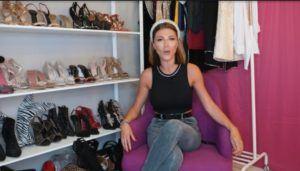 ilinca vandici colectie de pantofi