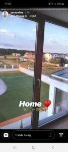 sore imagine din noua casa