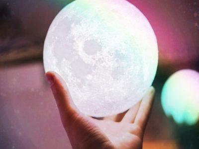 lună plină