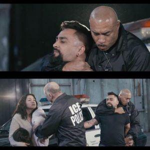 scene din videoclip