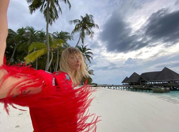 delia in maldive